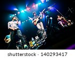 montreal   may 23  ra ra riot... | Shutterstock . vector #140293417