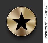 vector metal multimedia star...