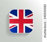 vector button    united kingdom ... | Shutterstock .eps vector #140543383