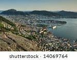 bergen city of norway | Shutterstock . vector #14069764