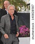 michael douglas at photocall...   Shutterstock . vector #140828587