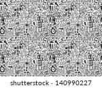 seamless internet network... | Shutterstock .eps vector #140990227