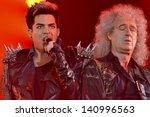 Постер, плакат: Adam Lambert L and