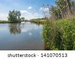 Picturesque Dutch Landscape...