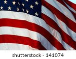stars an stripes     | Shutterstock . vector #141074