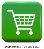 ecology shopping basket sign | Shutterstock .eps vector #141081163