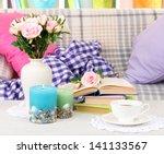 close up on trendy modern... | Shutterstock . vector #141133567