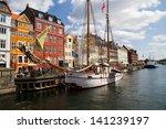 copenhagen  denmark   july 28 ... | Shutterstock . vector #141239197
