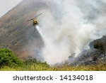 Brush Fire In Ventura ...