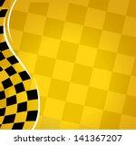 Vector Checkered Racing...