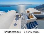 Greece Santorini Island In...