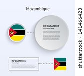 mozambique country set of...