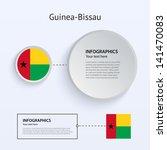 guinea bissau country set of...