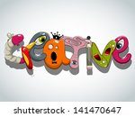 vector creative design | Shutterstock .eps vector #141470647