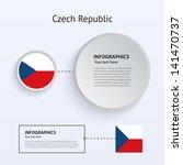 czech republic country set of...