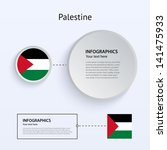 palestine country set of...