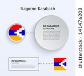 nagorno karabakh country set of ...