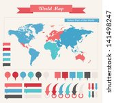 infographic elements | Shutterstock .eps vector #141498247