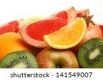 ripe fruit | Shutterstock . vector #141549007