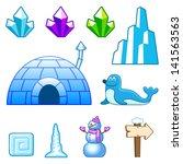 ice world assets