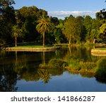 Lake Inside The Royal Botanica...