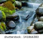 Rocky Babbling Stream