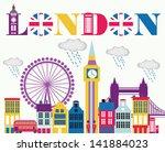 I Love London Card