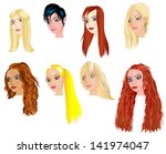 raster version illustration of... | Shutterstock . vector #141974047