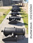 A Lineup Of Canons Providing...