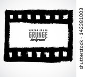 vector illustration of a grunge ... | Shutterstock .eps vector #142381003