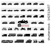 all terrain vehicle,ambulance,atv,auto,automobile,bike,bulldozer,bus,car,car icon,car icon set,classic car,convertible,delivery van,driving