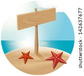 vector travel concept.... | Shutterstock .eps vector #142637677