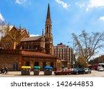 barcelona  spain   march 28 ... | Shutterstock . vector #142644853