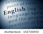 fake dictionary  dictionary... | Shutterstock . vector #142720453