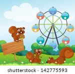 illustration of the three... | Shutterstock .eps vector #142775593