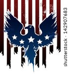 abstract,american culture,american flag,bald eagle,bird,bird of prey,clip art,computer graphic,concepts and ideas,dirty,eagle,flag,grunge,holiday backgrounds,holiday symbols