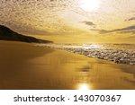 keurbooms beach near... | Shutterstock . vector #143070367