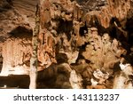 the throne room in the cango... | Shutterstock . vector #143113237