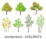 Vector Trees   Design Elements