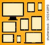 mobile device symbols