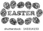 easter | Shutterstock .eps vector #143314153