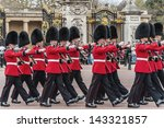 London   April 16  Parade Of...