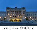 library of congress building  ... | Shutterstock . vector #143334517