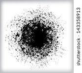 grunge background | Shutterstock .eps vector #143358913