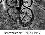 Strange Shadows Of The Wheels...
