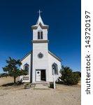 Church In The Desert  Ghost...