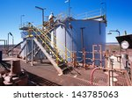 View Of Gold Mining Processing...