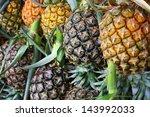 Small photo of Pineapple Pandemonium