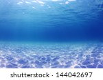 underwater background in the sea | Shutterstock . vector #144042697