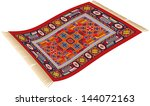 magic carpet | Shutterstock .eps vector #144072163